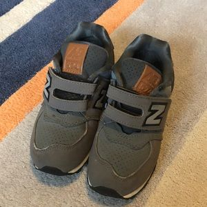 Mint Condition Boys New Balance sz 10